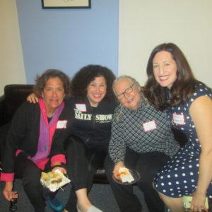 Julie Gold, Marcy Heisler, Christine Lavin, Elaine Romanelli