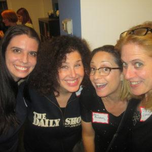 Jeanine McGuire, Marcy Heisler, Nell Balaban, Lisa Lambert