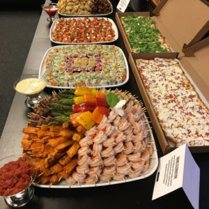 catering at The New York SongSpace