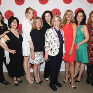 Board Members attends The 7th Annual Lilly Awards at Signature Theatre on May 23, 2016 in New York City.